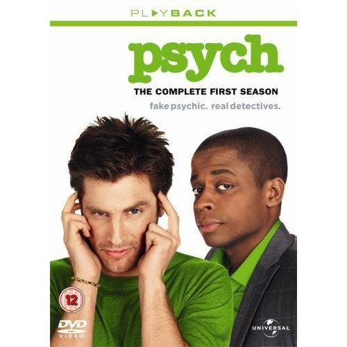 Foto Psych - Series 1 - Complete [Uk Import]